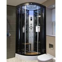 Fashionable Home Steam Bath Units , Spa Shower Cubicles 900 * 900 * 2150mm