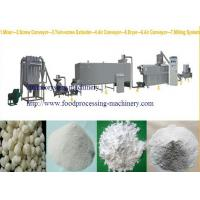 Buy cheap Full Automatic Starch Making Machine , Stainless Steel 304 Cassava Starch Processing Machine from wholesalers