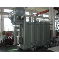 S9 / S11-M Three Phase Transformer , Oil Immersed Type Transformer For Power Plant