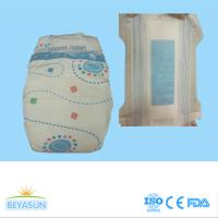 Buy cheap Non Toxic Disposable Diapers For Babies With Sensitive Skin , Cotton Top Sheet product