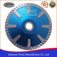 Buy cheap 105-125mm Concave Stone Cutting Blade with Fast Cutting and Long Life from wholesalers