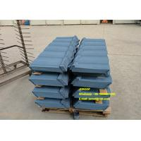 Buy cheap Flexible brown wave tile corrugated zinc roofing sheets for Phillipines product