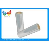 Buy cheap 30 Mic Opaque Colorful PVC Shrink Film Rolls Odorless For Packaging Food product