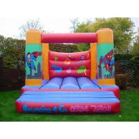 Buy cheap inflatable trampoline BC-270 product