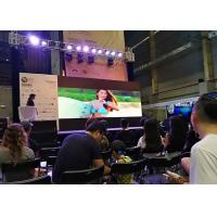 Buy cheap Dual Back Up Indoor Stage LED Display SMD 2121 Digital Advertising Board product