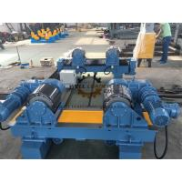 40 Ton Motorized Movable Tank Turning Rolls Rotate Pipe Tank Vessel Boiler
