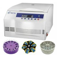 Buy cheap Steel Body Cytospin Centrifuge TCT4 12 Samples Capacity With Brushless Motor product