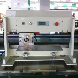 V-cut PCB Groove Cutting Machine ,Automatic Aluminum PCBA Separator-YSV-1A