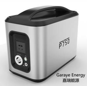 High Capacity 750W Portable 110v Power Pack , Save Energy Portable Power Pack 240v