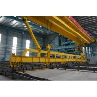 Buy cheap PQD Overhead Crane Single Girder Overhead Cranes for PC Pile Factory from wholesalers
