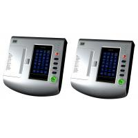 7 Inch Touch Screen Six / 6 Channel ECG Machine Floating Input Portable Type