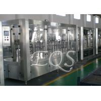 Pulp Particle Small Juice Automatic Filling Machine Electrical Driven Type