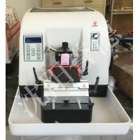 Buy cheap LCD Screen Tissue Sectioning Microtome , Automatic Microtome Intelligent Programme Control product