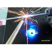 4 Axis Micro Laser Welding Short Wavelength With Laser Marking Service