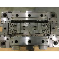 Texture Finishing Automotive Injection Molding 500k Shots Life With CAD Design