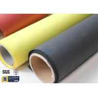Buy cheap Fiberglass Fabric Acrylic Coated Fire Welding Blanket Cloth Roll 0.45MM 260℃ from wholesalers