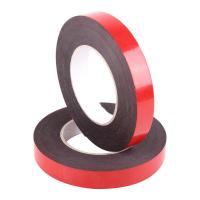 Buy cheap High Heat PE Foam Tape 10m Length , Two Sided Sticky Tape For LED Board product