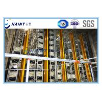 Buy cheap Steel Automated Storage Retrieval System , Automated Warehouse System Heavy Duty product