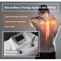 Buy cheap Excellent Back Pain Relief Shockwave Therapy Machine , Shockwave Physiotherapy Machine product