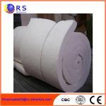 Buy cheap White Ceramic Insulation Blanket For Boiler / Refractory Ceramic Fire Blanket product