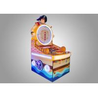 Pirate Animation Lucky Redemption Game Machine For Arcade Various Color
