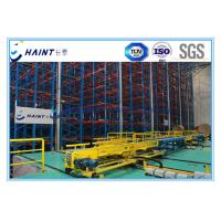 Buy cheap Warehouse Automatic Storage Retrieval System Advanced Control ISO 9001 Certification product
