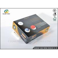 Buy cheap Embossing CMYK Cardboard Gift Boxes Recycled Paper Materials Environmental Friendly product
