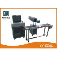 CNC CO2 Laser Marking Machine 140mm * 140mm Engraving Area For Clothing Button