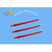 Quality 500kV 160KN Polymer Long Rod Insulator Used In Transmission Line / Electrical Line for sale