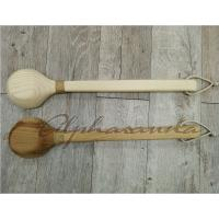 Buy cheap Traditional style wooden Sauna Ladle. Practical and durable. Handcrafted with a from wholesalers