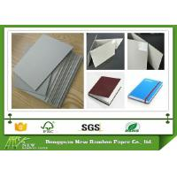 Stabilize gsm Even Thickness Uncoated 3mm Grey Cardboard for Bookcover