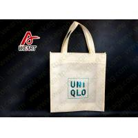 Personalized Non Woven Shopping Bag For Retail Stores Matte Lamination Suface