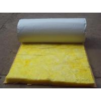Quality Flexible Fiber Glass Wool Blanket Roof Insulation Materials Sound Absorption for sale