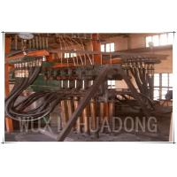 45KW Electric Furnace Copper Continuous Casting Machine , Upward CCM Machine