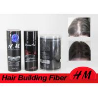 Buy cheap 10g 30g OEM Instant Hair Thickening Fiber Dark Brown Completely Conceals Hair Loss product