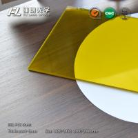 Buy cheap Excellent Transparent Scratch Resistant Acrylic Sheet , 15mm Polycarbonate Sheet product