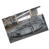 Stable Operation Water Cooled Panel , Electric Arc Furnace Shell Hydraulic Control System