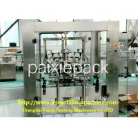 Fullautomatic Linear Filling Machine / Equipment Single Or Two Adhesive Labels