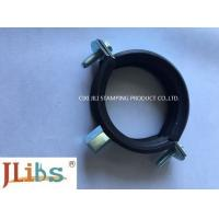 Standard Cast Iron Pipe Clamps M8 M10 M8 M10 Combi Nut Clamp With EPDM Rubber
