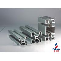 Buy cheap 6063 Silver Extrusion Aluminum  Profiles of Assembly Line Used Car Trains Machinery product