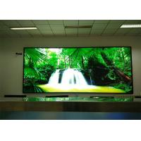Buy cheap Advertising Full Color Led Display Small Pitch 2.5mm 1/32 Scan 480X480Mm Cabinet product