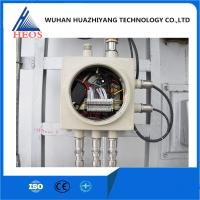 Water Cooling CCTV Camera High Temperature TV Monitoring System With Housing