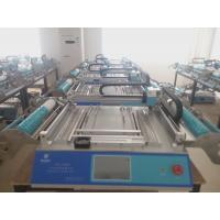 Buy cheap Dual side Feeder CHMT48VB 58pcs Feeders Desktop Pick and Place Machine, small Batch Production from wholesalers