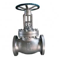 2 Inch - 24 Inch BS 1873 Globe Valve Gear Operated Or Handwheel For Stop Valve