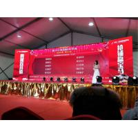 Buy cheap Ultra Thin Stage LED Display Indoor Digital Advertising ScreensWith Wide Viewing Angle product