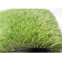 Buy cheap Healthy Stable Outdoor Artificial Grass Carpet , Fake Grass Outdoor Rug product