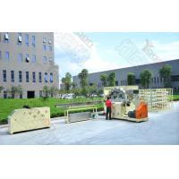 Buy cheap Good Flexibility Plastic Pipe Extrusion Machine For Agriculture / Project / Mining product