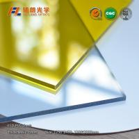 Buy cheap Transparent Colored Anti Static Sheet 16mm Polycarbonate Panels ISO Approved product