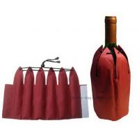 Buy cheap Non Toxic Insulated Wine Bag 38*23.5cm Size Promotional Bevarage Freezer product