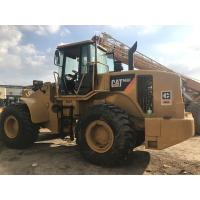 New Paint  Used CAT Loaders , Wheel Loader Cat 966hWell Maintenance A/C Cabin